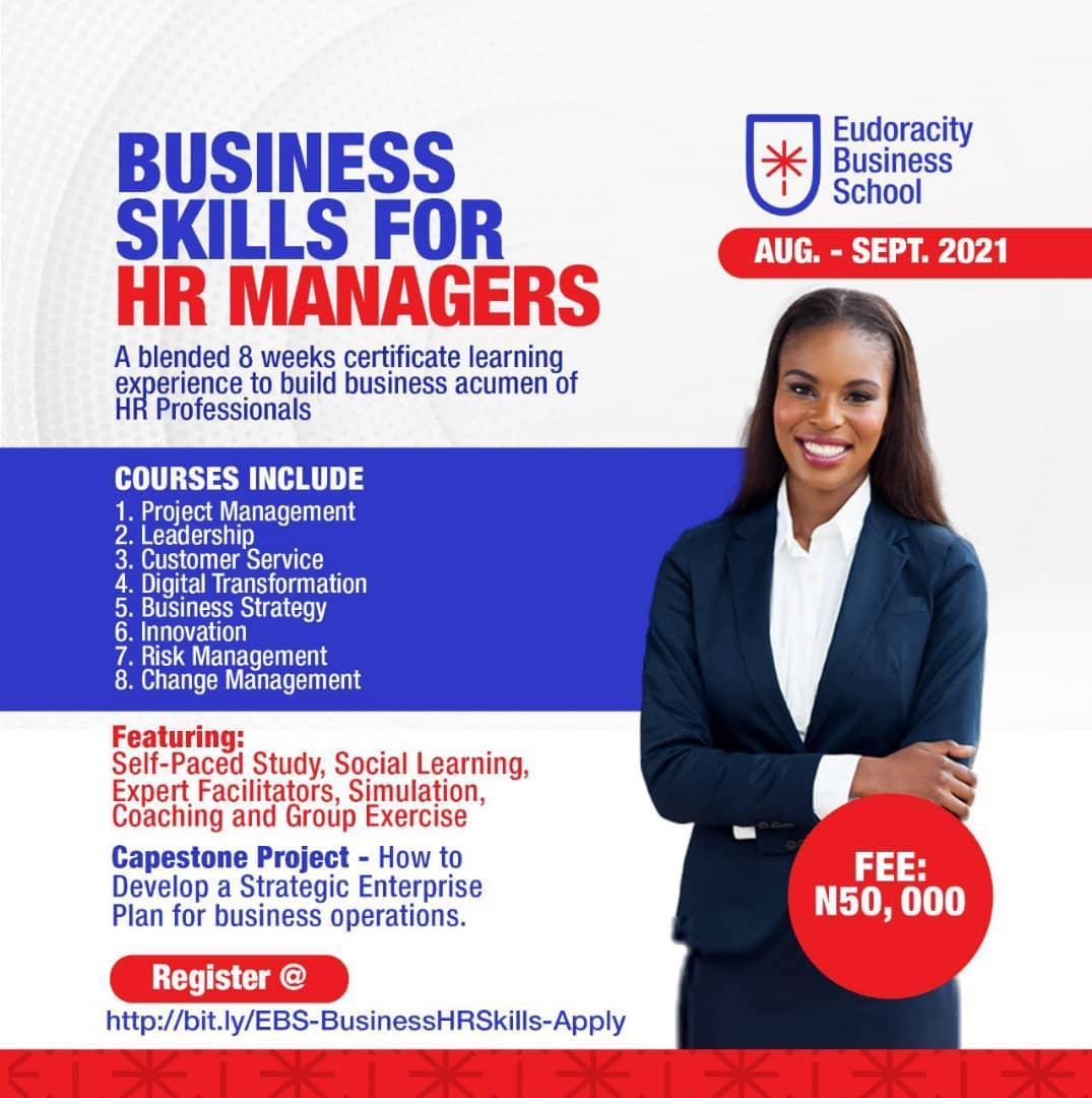 Eudoracity Business Skills